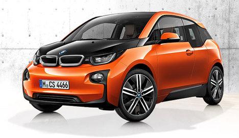 55 bin euroya 'Elektrikli BMW'