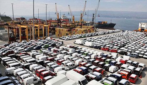Otomotivde 180 ülkeye ihracat yapılıyor
