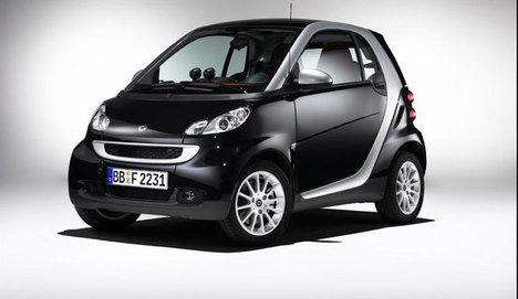 Almanlar tek kişilik otomobil üretimine geçiyor