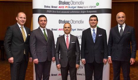 Otokoç'un ilk Avrupa yatırımı Macaristan'a