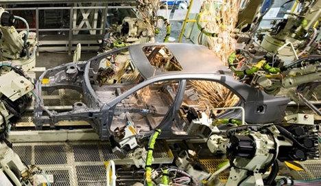 Otomotive milyar dolarlık yatırım