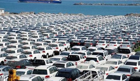 Taşıt araçları dış ticaretinde ihracat fazla verdi
