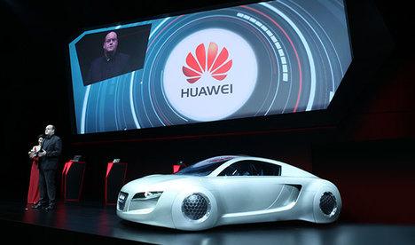 Huawei ve Audi'den araç teknolojileri anlaşması