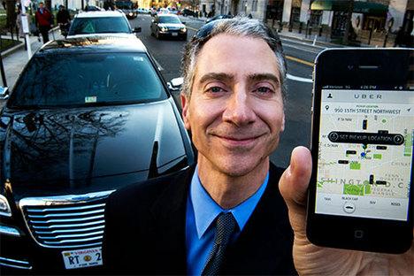 Toyota'dan Uber'e yatırım!