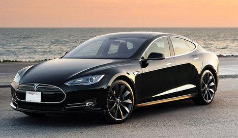 Tesla Model S satış rekoru kırdı