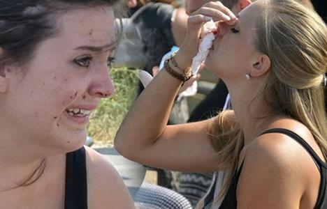 Bodrum'da turistleri taşıyan otobüs kaza yaptı