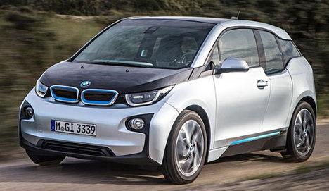 Elektrikli BMW i'ye talep patladı
