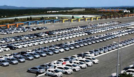 Türkiye'nin en büyük oto pazarı geliyor