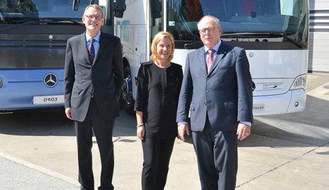 Mercedes Türkiye'de yatırımlara devam edecek