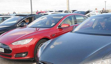 Elektrikli otomobil sayısında artış