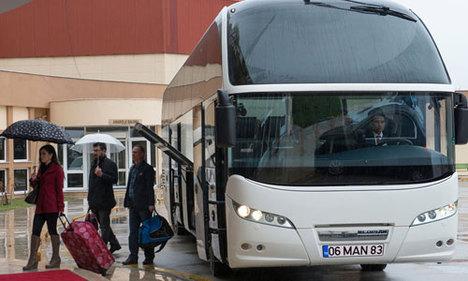 Yılbaşı için otobüs biletleri tükendi