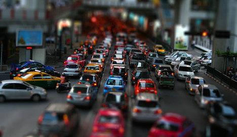İngiltere'de otomobil üretimi Mart'ta arttı