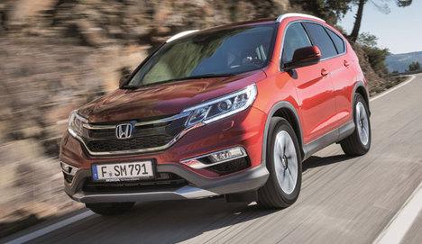4X4 dizel Honda CR-V'de 1 yıl sonra ödeme fırsatı!