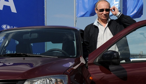 Rusya'da bazı otomobil fabrikaları kapanabilir
