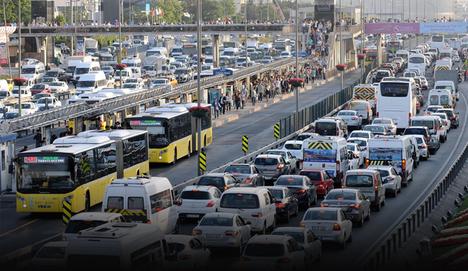 İstanbul'da bayram trafiği için büyük önlem