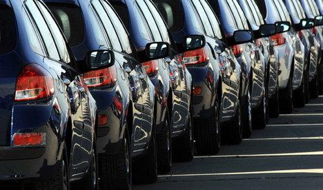 İngiltere'de otomobil üretimi Haziran'da arttı