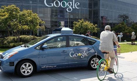 Sürücüsüz otomobil için 25 milyarlık yatırım şart!