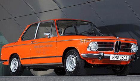 BMW'nin ilk elektrikli otomobili