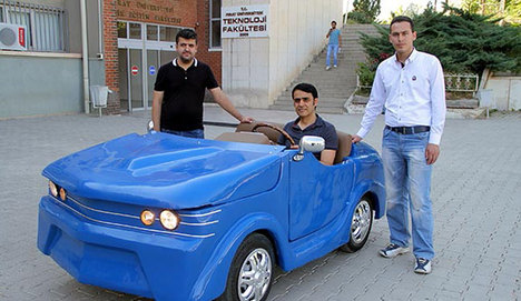 10 bin liraya elektrikli otomobil ürettiler